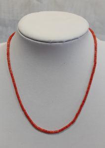 ogrlica od jadranskih koralja