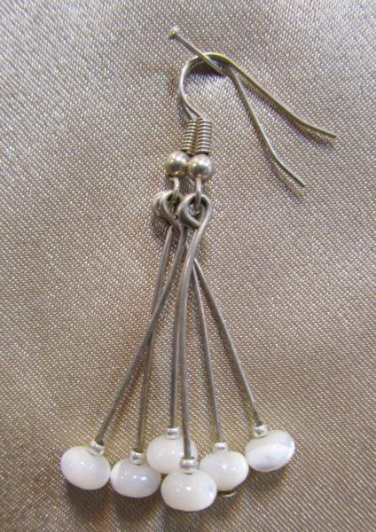 Naušnice od sedefa 6 Nautilus