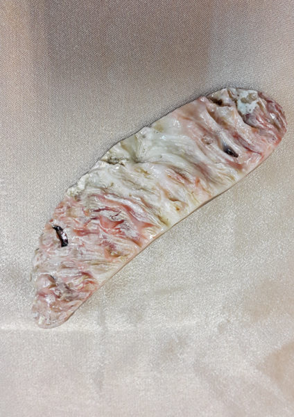 Kopča za kosu od školjaka 2 Nautilus nakit