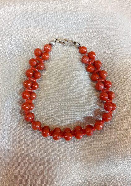 narukvica od tropskih koralja nautilus nakit