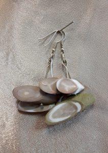 nausnice nautilus nakit bodlje tropskog jeza
