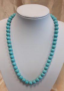 ogrlica od tirkiza nautilus nakit