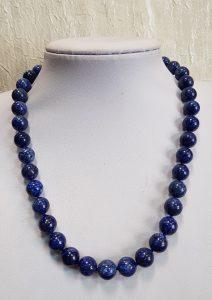 Nautilus nakit ogrlica lapis lazuli 2