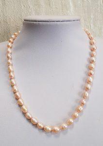 Nautilus nakit ogrlica riječni biseri 13