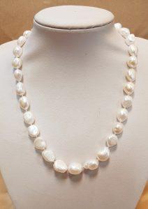 Nautilus nakit ogrlica riječni biseri 21