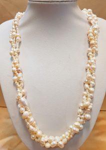 Nautilus nakit ogrlica riječni biseri 23