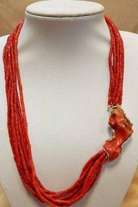 ogrlica jadranski koralj nautilus nakit 13