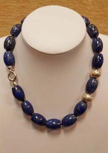 ogrlica od lapis lazulija 4 nautilus nakit
