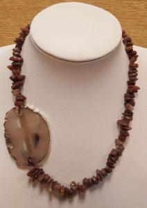 ogrlica od ahata 1 nautils nakit