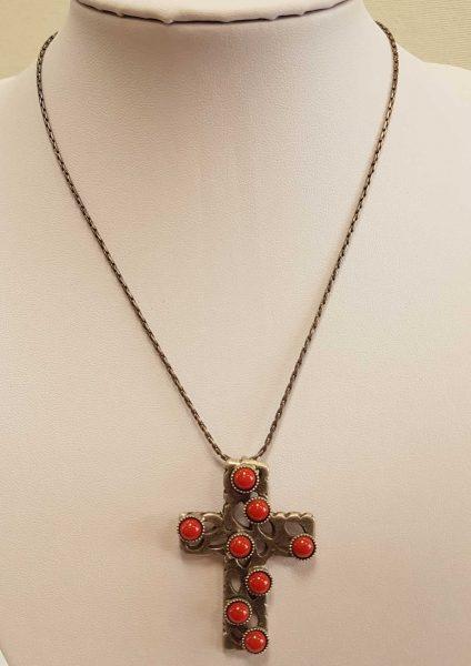 ogrlica_tropski koralj_nautilus nakit