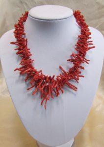 Ogrlica od jadranskih koralja 5 Nautilus