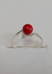 Prsten od tropskih koralja 6 Nautilus nakit
