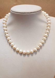 Nautilus nakit ogrlica riječni biseri 18