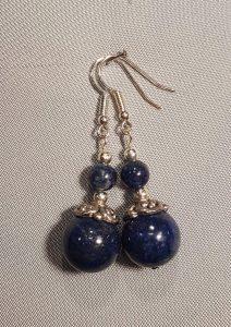 nausnice lapis lazuli 8 nautilus nakit